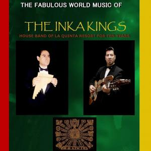 Inka Kings World Music Sampler